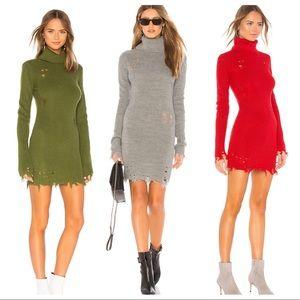 {LOVERS & FRIENDS} Sweater Dress